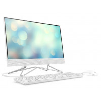 HP 22-df0003ny AiO 21.5 FHD IPS/Athlon 3050U/4GB/256GB/Radeon/FreeDOS/White (1A9H2EA)