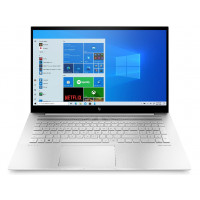 "HP Envy 17-ch0009nm Win 10 Pro/17.3""FHD AG IPS/i5-1135G7/16GB/512GB/MX450 2GB/FPR/3g/srebrna"