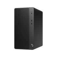 HP 290 G3 Microtower, Inteli5-9500, 8 GB DDR4, 256 GB + 1 TB 7200 rpm SATA,  Slim DVD-Writer, Black (9LC00EA)//Win 10 Pro